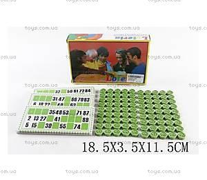 Классическая игра с бочонками «Лото», 888