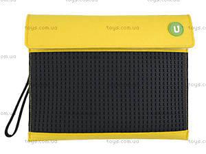 Клатч для планшета Upixel, желто-черный, WY-B010F