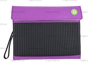 Клатч для планшета Upixel, пурпурно-черный, WY-B010U