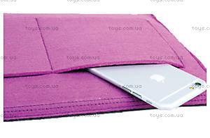 Клатч для планшета Upixel, пурпурно-черный, WY-B010U, фото
