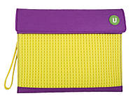 Клатч для планшета Upixel, пурпурно-желтый, WY-B010D
