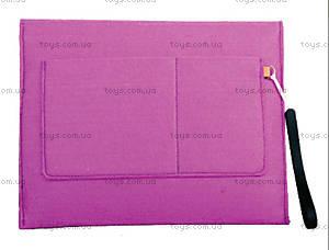 Клатч для планшета Upixel, зелено-малиновый, WY-B010K, фото