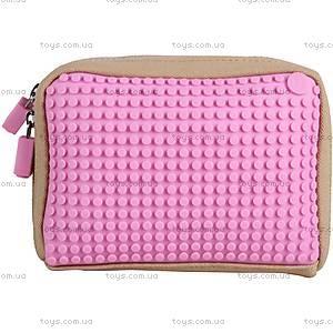 Клатч Upixel, розовый, WY-B001B, фото