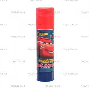 """Клей-карандаш 8 г, PVA """"Cars"""" (24 штуки в упаковке), 320230, фото"""