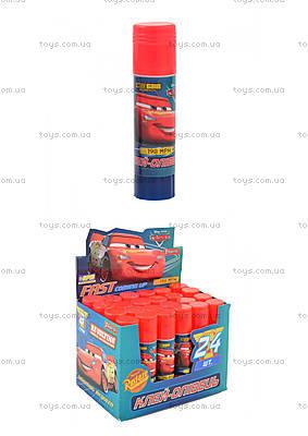 """Клей-карандаш 8 г, PVA """"Cars"""" (24 штуки в упаковке), 320230"""