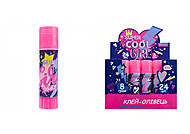 """Клей-карандаш """"Cool girl"""" 24 шт. в упаковке, 320245, фото"""
