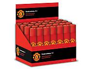 Клей-карандаш «Манчестер Юнайтед», MU14-130K