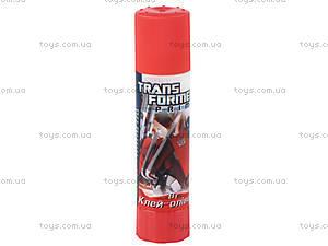 Клей-карандаш Transformers, TF13-130K, игрушки