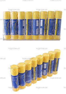 Клей-карандаш 15г, JOBMAX (упаковка 8штук), BM.4903