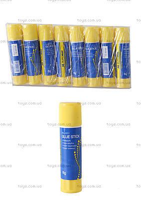 Клей-карандаш 8г, JOBMAX (8шт. в упаковке), BM.4901