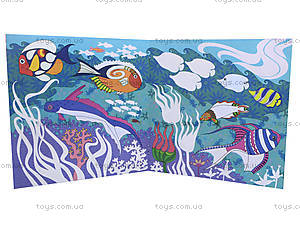 Детская книга-раскраска «Животные», С172009Р, фото