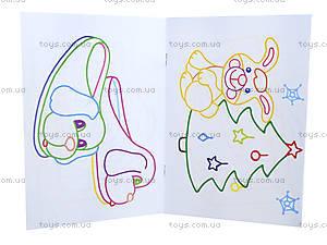 Раскраска с подсказками «Полезные предметы», К253011Р, фото