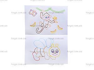 Раскраска с подсказками «Умные животные», К253012Р, купить