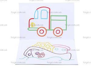 Раскраска с подсказками «Большие машины», С560001РУ, отзывы
