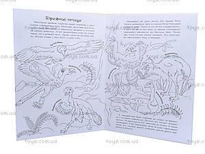 Детские раскраски «Древние животные», К164003Р, фото