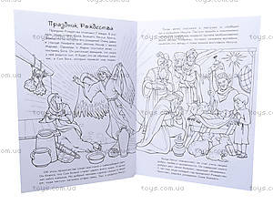 Раскраски-познавайки «Новый год и Рождество», К164011Р, купить