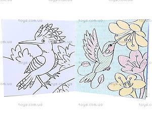 Водные раскраски «Птицы», Р489003У, купить