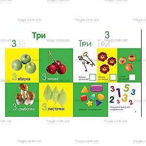 Книга для малышей «Маленький вундеркинд. Цифры», 2174, купить