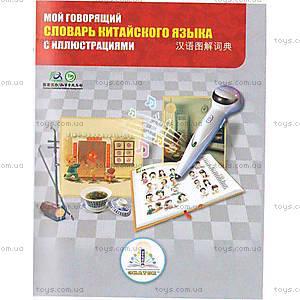 Книга для ручки Знаток «Первый китайско-русский словарь», REW-K047