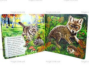 Книга для детей «Мои милые зверята», А353001Р, купить