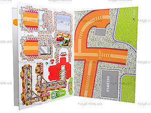 Книга-конструктор «Magic land. Гонки в городе», Ю464022Р, фото