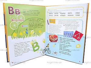Детская книга-игра «Где живут буквы?», украинская, 9076, купить
