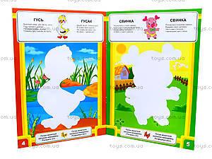 Книга «Картинки-невидимки. Животные», Ю476008РУ, купить