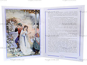 Книга «Сказка про рыцаря и зачарованную принцессу», Ю-308У, фото