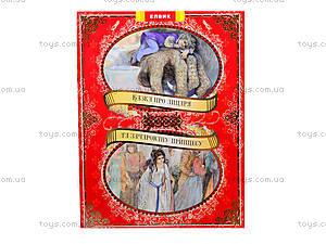 Книга «Сказка про рыцаря и зачарованную принцессу», Ю-308У, цена