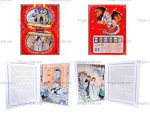 Книга сказок «Сказка о рыцаре и заколдованной принцессе», Ю-307Р