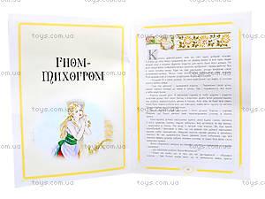 Книга «Спящая красавица и Гном-Тихогром», Ю-316У, фото