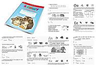 """Книга серии """"Прописи: 4 + Я пишу печатные буквы"""" украинский, Талант"""