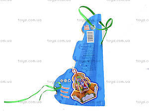 Книжка-игрушка на елку «Подарки для Дедушки Мороза», М17767У, фото