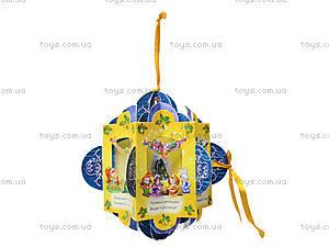 Книжка-игрушка на елочку «Новогодняя почемучка», М17764Р, фото