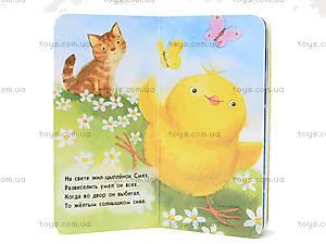 Детская книжка-крошка «Цыпленок Смех», Ч543002Р, купить