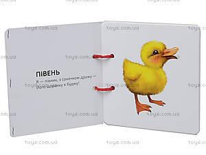 Книжка на шнуровке «Домашние животные», Талант, фото