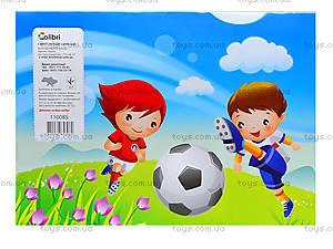 Книжка-раскраска «Спорт», 110085, цена