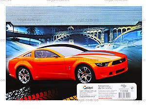 Книжка-раскраска «Автомобили», 110084, отзывы