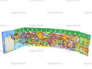 Детская книжка-ростомер «Теремок», М323003Р, цена
