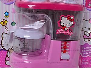 Кофеварка детская «Hello Kitty», YY-197, фото