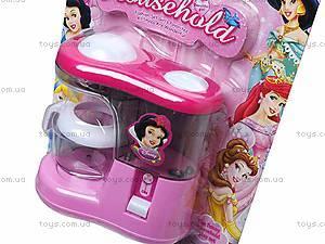 Кофеварка детская «Принцессы Дисней», YY-226, фото