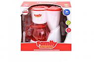 Кофеварка со светом и звуком (8803-3), 8803-3, купить