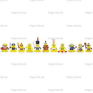 Коллекционные герои «Миньоны» Mega Bloks, CNF46, отзывы