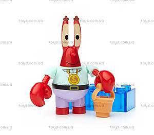 Колекционная фигурка «Губка Боб» Mega Bloks, CNJ86, купить