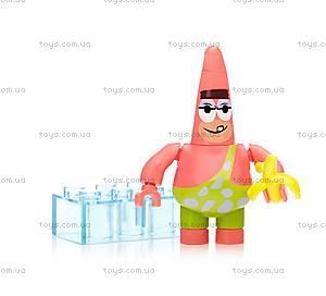 Колекционная фигурка «Губка Боб» Mega Bloks, CNJ86, фото