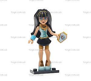 Колекционная фигурка Monster High от Mega Bloks, CNF78, купить