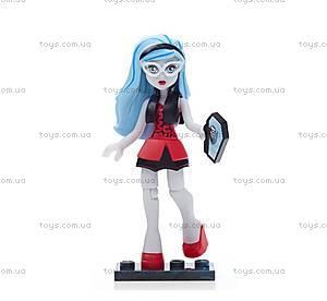 Колекционная фигурка Monster High от Mega Bloks, CNF78, фото