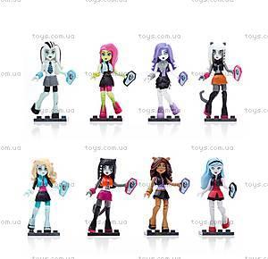 Колекционная фигурка Monster High от Mega Bloks, CNF78