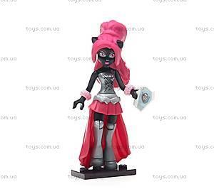 Колекционная фигурка Monster High от Mega Bloks, CNF78, игрушки
