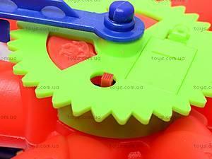 Колесо-каталка с палочкой, L1801-5, детские игрушки